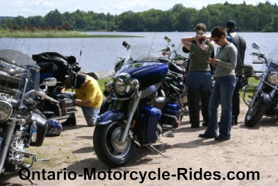 Magnetawan Motorcycle Ride