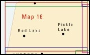 Map 16 Northern Ontario