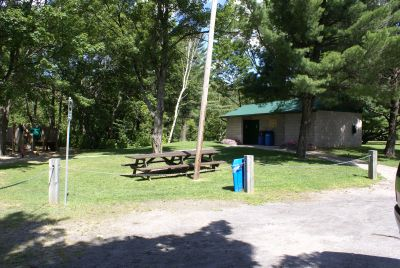 Magnetawan Centennial Park Washroom Facilities
