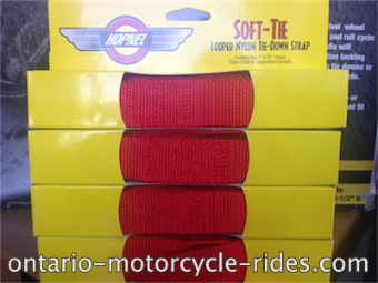 "Ontario Motorcycle Rides""<p><p>I bought them from Amazon <P></p><p class="