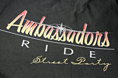 AMBASSADORS RIDE and STREET PARTY BELLE RIVER
