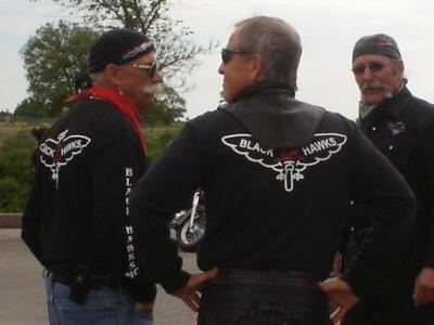Black Hawks Motorcycle Club