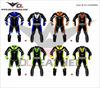 Custom leather suit for racing
